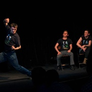 TBC Improv Action Shot Prague Fringe 2014 (03)