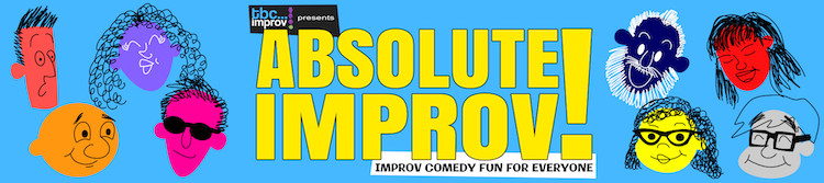 Absolute Improv! Logo