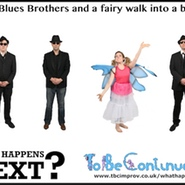 3 Blues Brothers and a Fairy Walk into a Bar... What Happens Next? (01) [picture courtesy of www.alistairpryde.com]
