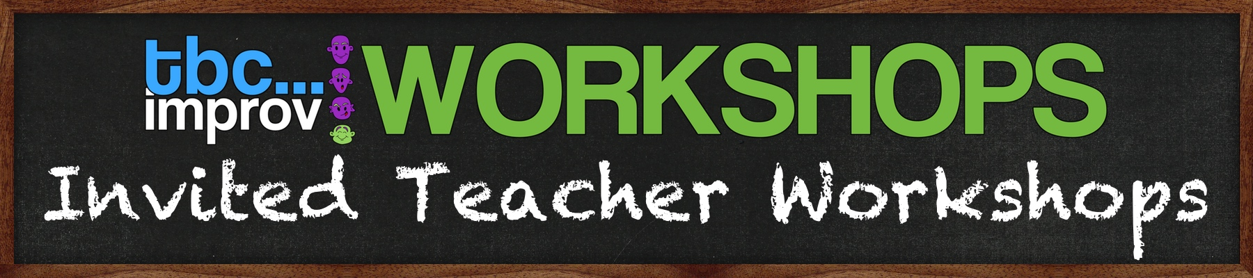 Invited Teacher Workshops